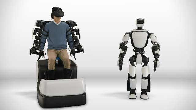 T-HR3 | Toyota | aquí la tercera generación  de robots humanoides