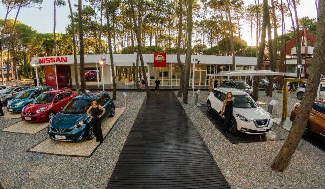 Verano 2018 | Nissan | con toda su actitud en Cariló