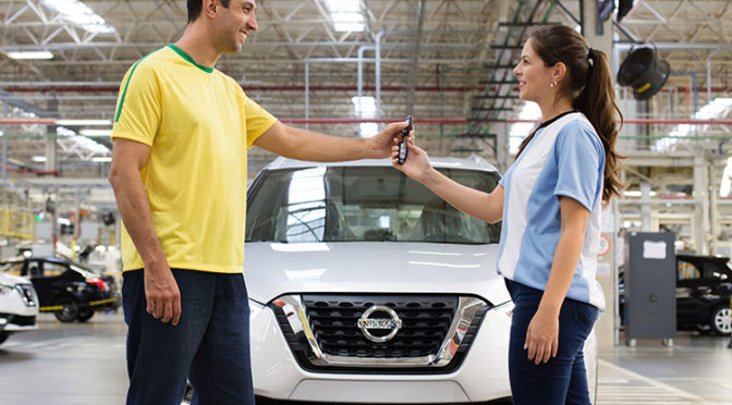 Kicks | Nissan | llega a la Argentina made in Brasil