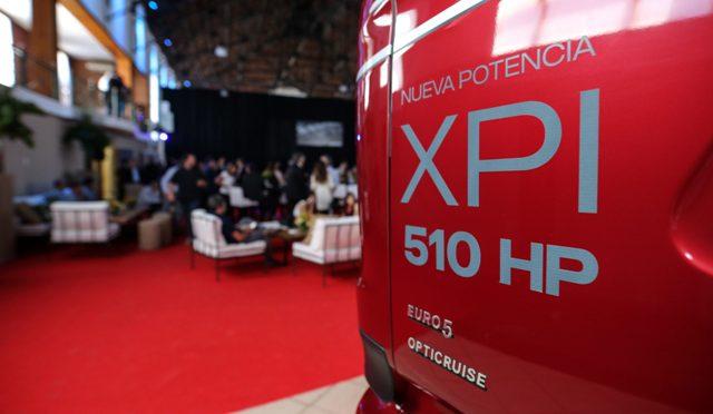 XPI | Scania | presentación de motores marinos