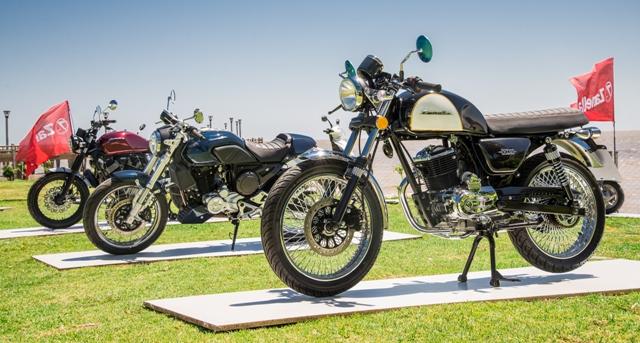 Zanella | estima cerrar 2017 con 140.000 motos vendidas