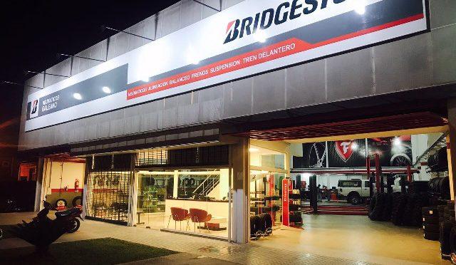Bridgestone | aumentó su presencia durante 2017