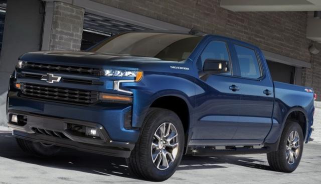 Silverado 2019 | Chevrolet | totalmente nueva en Detroit 2018