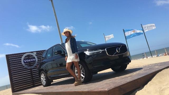 Verano 2018 | Volvo | tiene su lugar en Costa Esmeralda