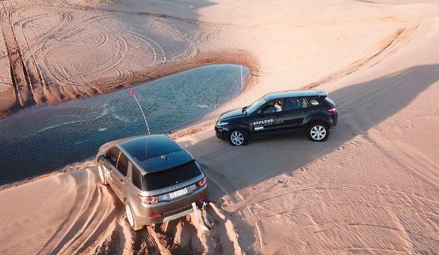Verano 2018 | Jaguar / Land Rover | también en Costa Esmeralda