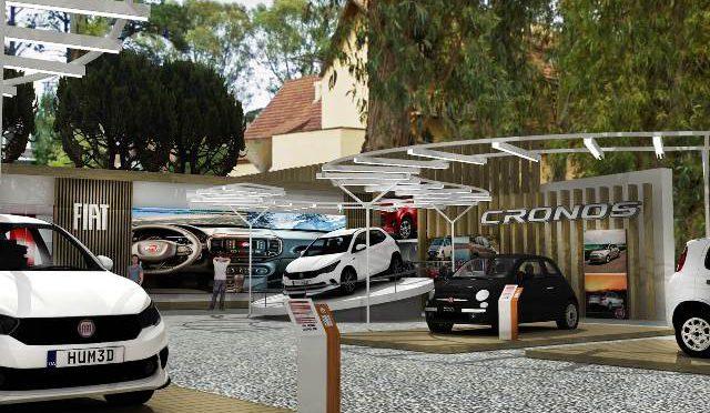 Verano 2018 | Fiat | presente en Pinamar – Cariló – Mar del Plata y Punta del Este