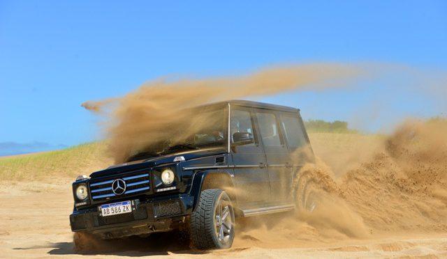 GLC350e | Mercedes-Benz | el híbrido que se destaca en Pinamar