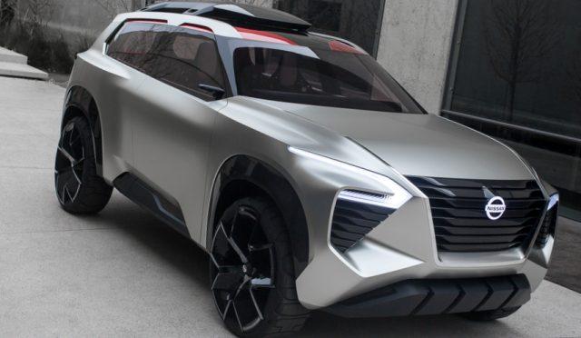 Xmotion | Nissan | el concept nipón llegó al NAIAS 2018