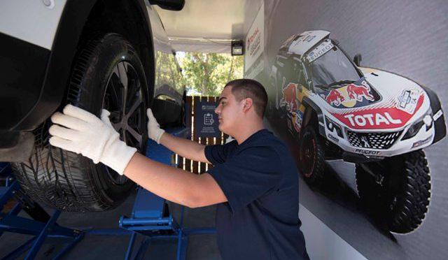 Postventa | Peugeot | este Verano 2018 en Pinamar