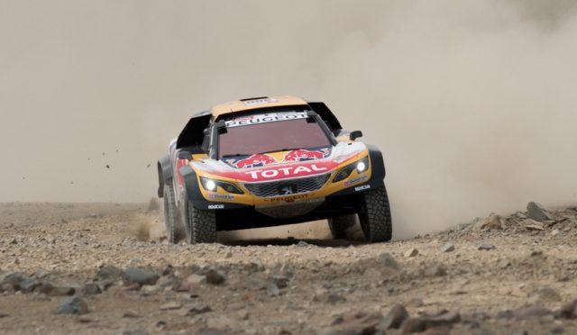 Total | la marca de lubricantes campeona en el Dakar 2018