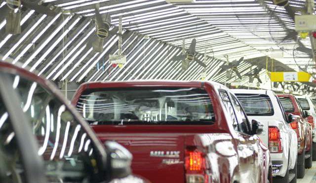 Toyota | aumenta un 14% su producción en Argentina