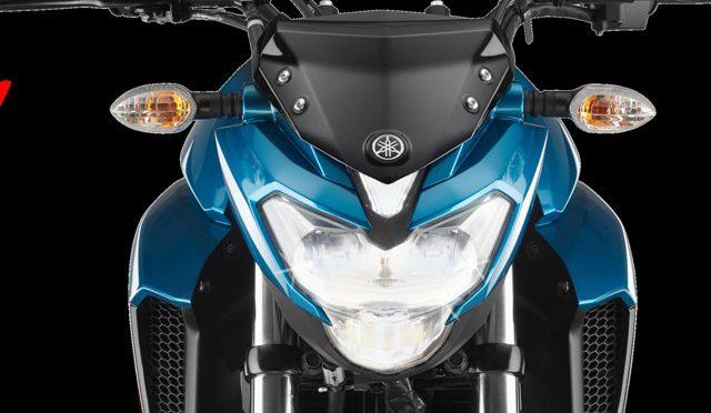 FZ25 | Yamaha | lanzamiento de la nueva street