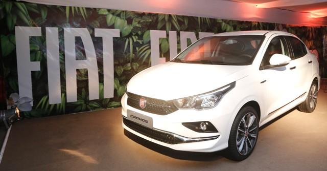 Cronos | Fiat | lanzamiento oficial este miércoles