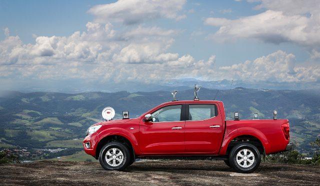NP300 Frontier | Nissan | la pickup más premiada en 2017