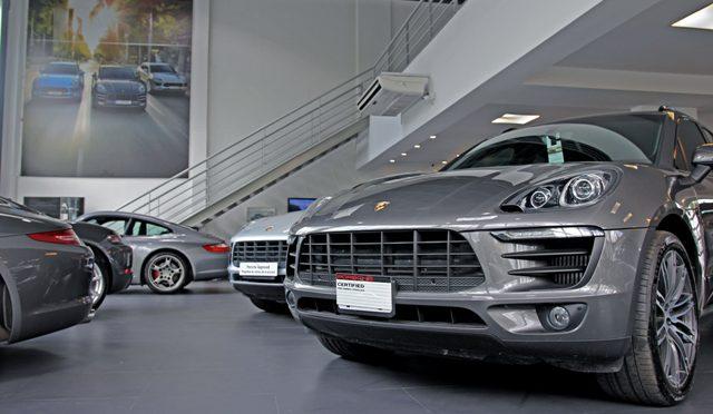 Approved | Porsche | un sello de garantía