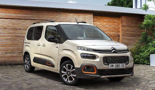 Berlingo 2018 | Citroën | de Ludospace a Crossover en Europa…