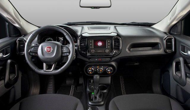 Toro Freedom AT9 | Fiat | ahora solo con caja automática