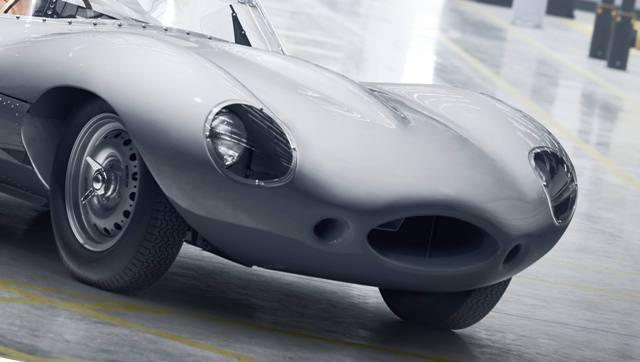 D-TYPE   Jaguar   vuelve a producirse