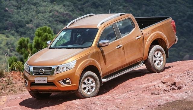 Frontier | Nissan | testeos y ensayos del nuevo producto