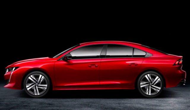 508 | Peugeot | lanza la segunda generación en Ginebra