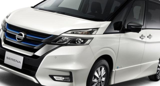 Serena e-POWER | Nissan | proximamente en Japón