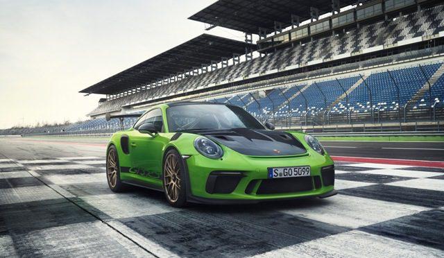 911 GT3 RS | Porsche | lanzamiento mundial en Ginebra 2018