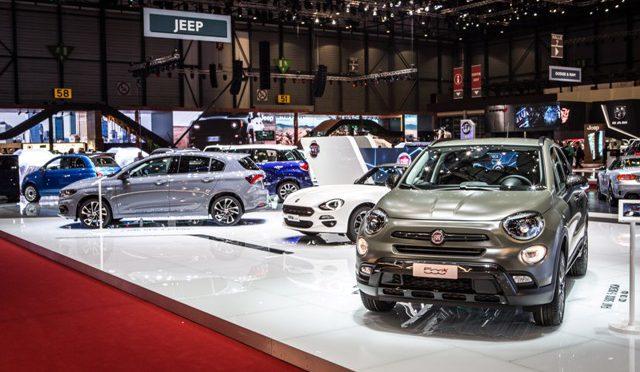 Fiat   presente en el Salón Internacional de Ginebra