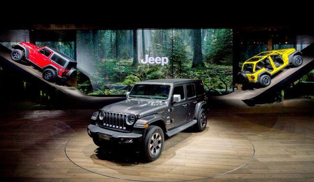 Jeep | presente en el Salón Internacional de Ginebra