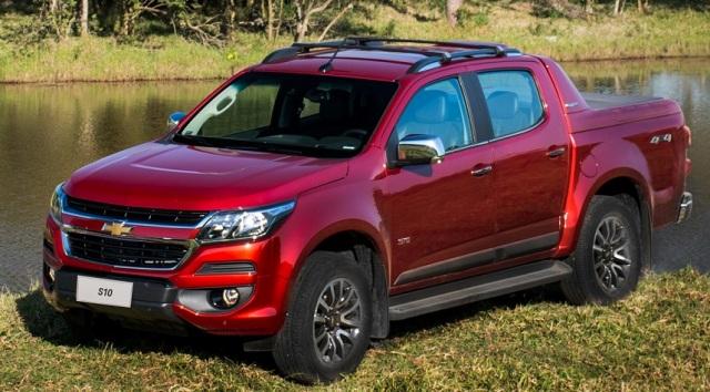 S10 / TrailBlazer   Chevrolet   incorporan tecnología en pos de la ecología