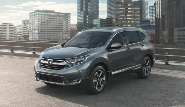 CR-V   Honda   llegó la quinta generación