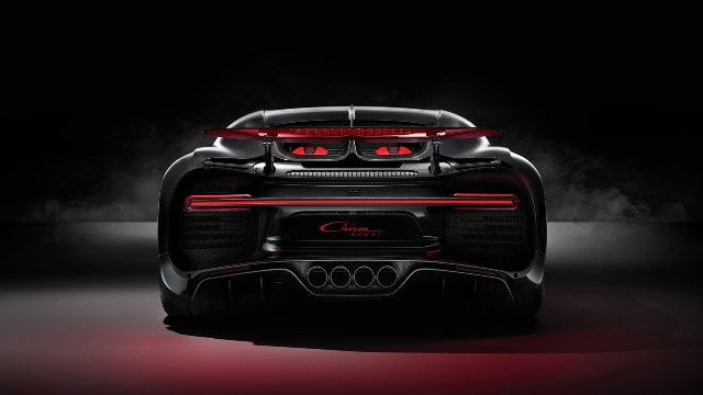 Chiron Sport | Bugatti | una bestia más radical en Ginebra