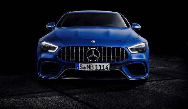 GT 4-Door Coupé | Mercedes-AMG | el sedán más deportivo