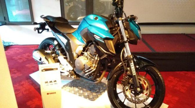 FZ25 | Yamaha | llegó con todo