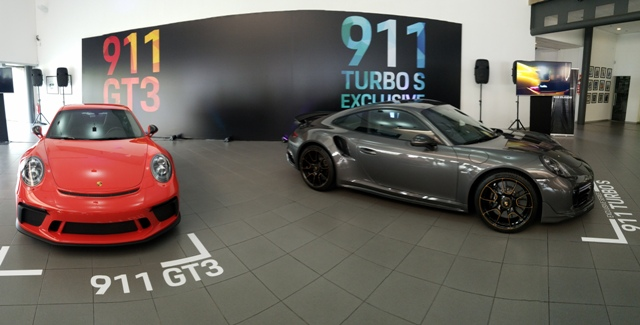 911 GT3 y Turbo S Exclusive Series | Porsche | ya en Argentina