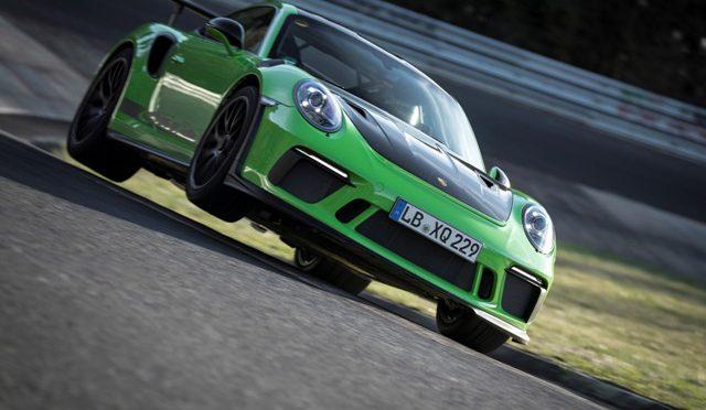 911 GT3 RS | Porsche | con el motor atmosférico más potente en Nürburgring