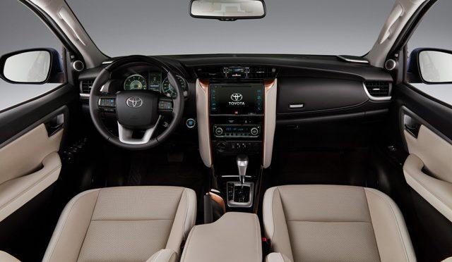 SW4 Diamond | Toyota | nueva versión tope de gama