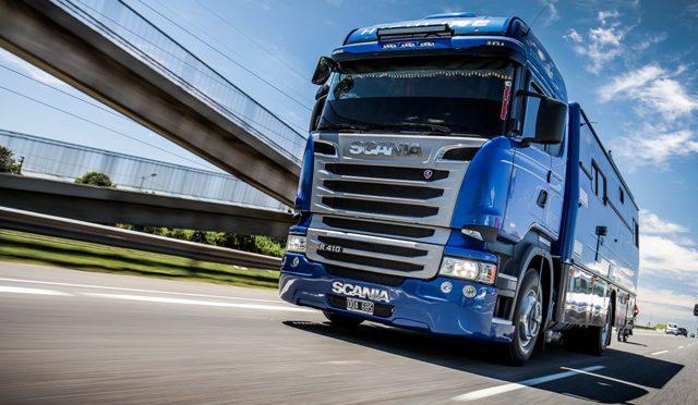 RH410 | Scania | un poderoso y lujoso Motor Home