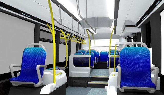 Sora | Toyota | presentó el autobús de pila de combustible