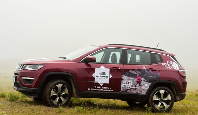 Jeep | presente en maratón de montaña en La Cumbrecita