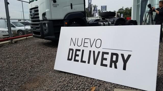 Delivery   Volkswagen Trucks   lanza una nueva generación