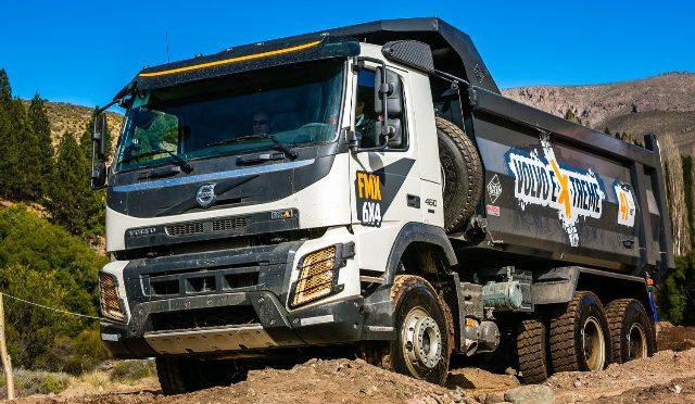 Volvo Trucks | ofrece camiones ya carrozados