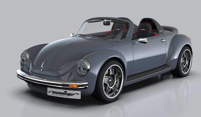Beetle Roadster | Memminger Feine Cabrios | un retro bien logrado