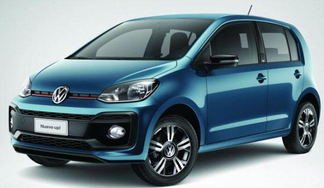 up!   Volkswagen   suma equipamiento y seguridad