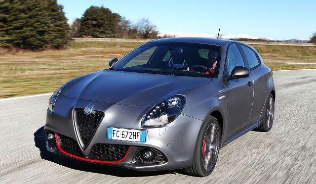 Giulietta Veloce Quadrifoglio   Alfa Romeo   nueva versión disponible