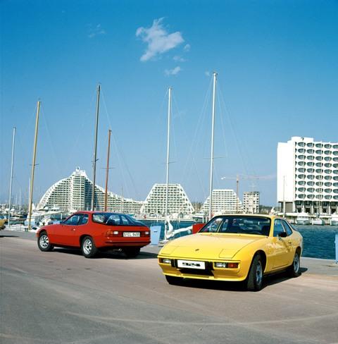 1976 El 924 Ensamblado Por Audi Nsu Auto Union Ag Representa 48