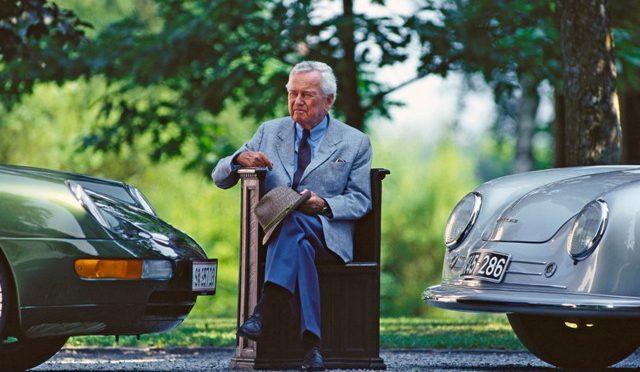 Porsche | se crea la Fundación Ferry Porsche