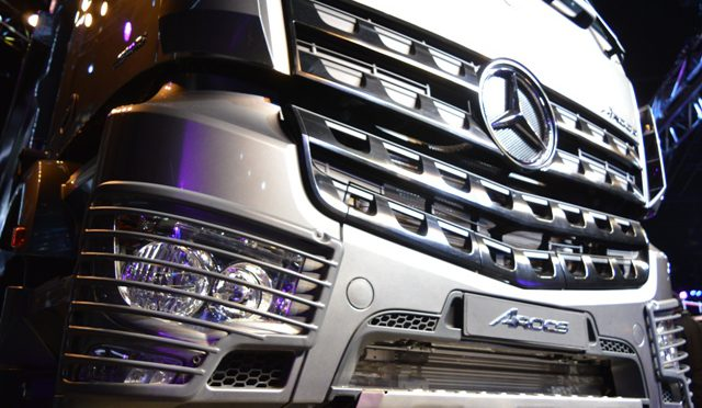 Arocs | Mercedes Benz | los nuevos trucks llegaron con todo! 2