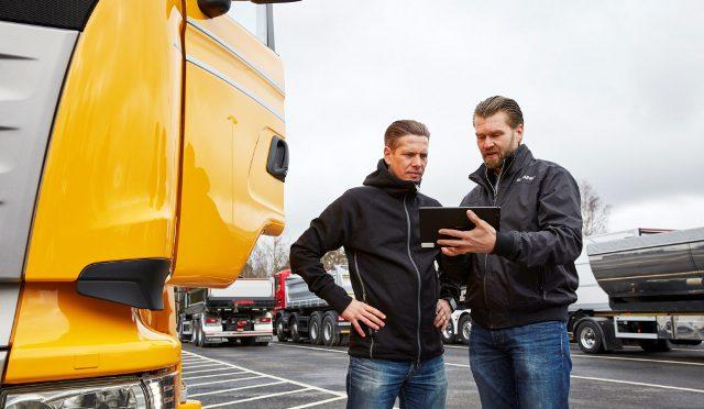 Driver Coaching   Scania   nuevo servicio para desarrollo de conductores