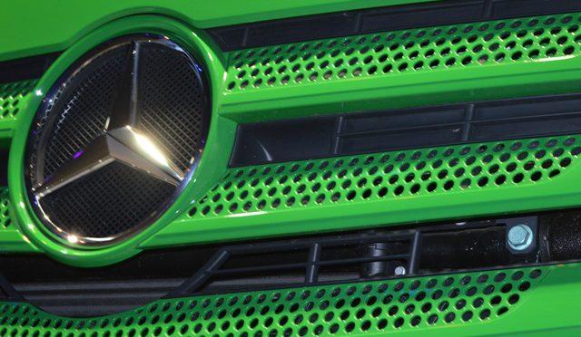 Mercedes-Benz Argentina   en el Top Ten empresarial