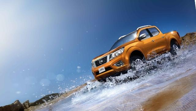 Frontier | Nissan | la pick-up supera ventas en 2017 en América Latina